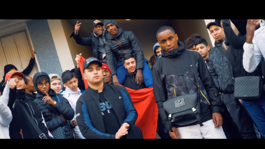 #NEWSLYON Jayel feat Sasso « Validé » (clip)