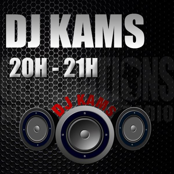 Time to groove avec DJ Kams