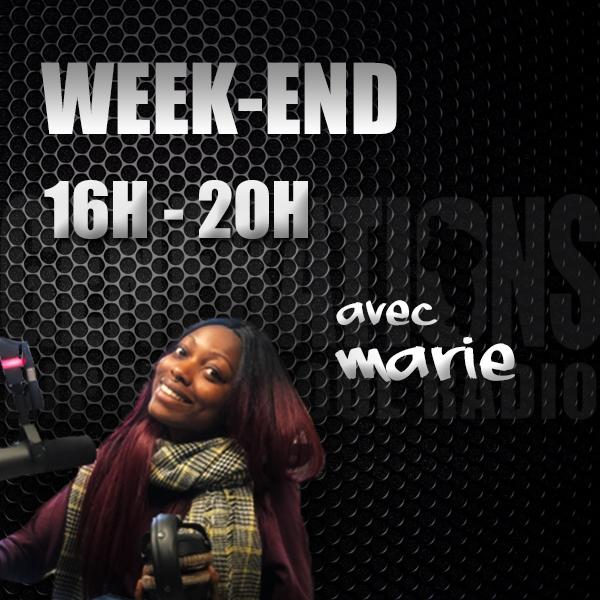 16H-20H Week-end avec Marie