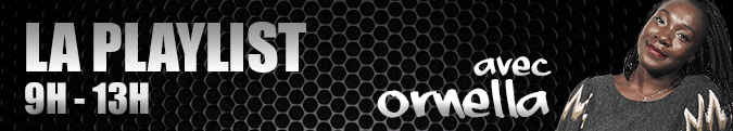 La playlist avec Ornella